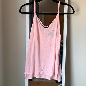 Small pink tank top w/tags